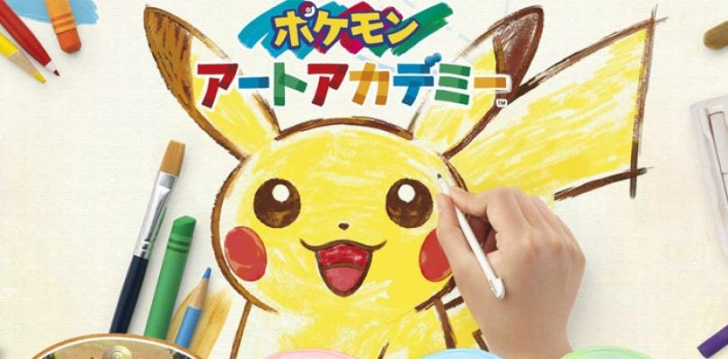 Tráiler de Pokémon Art Academy para Nintendo 3DS