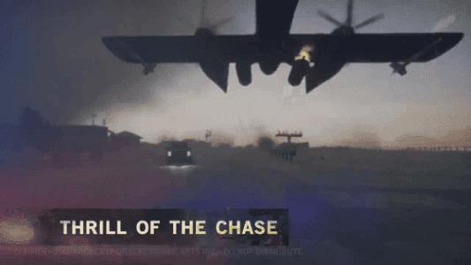 En Hardline también podremos pilotar vehículos aéreos.