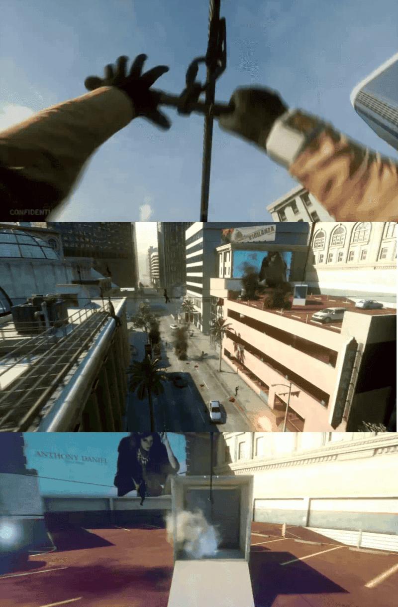 BF Hardline infiltracion por tejado