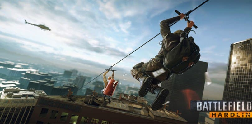 Battlefield Hardline se deja ver en un extenso gameplay y confirma su fecha de salida