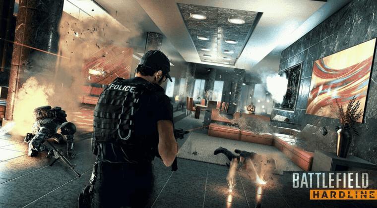 """Imagen de Nuevo tráiler de Battlefield: Hardline, """"jugabilidad más frenética"""" dicen los desarrolladores"""