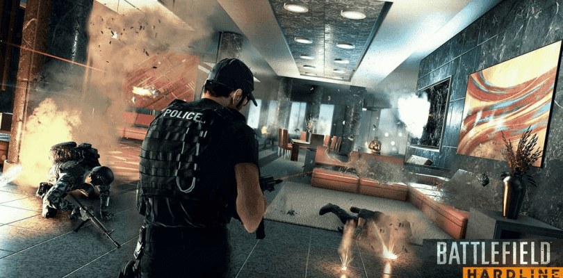 Tres nuevas imágenes del modo campaña de Battlefield: Hardline