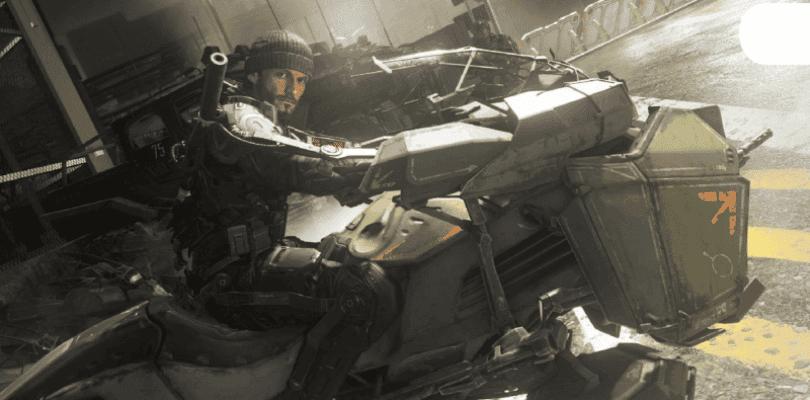 Así luce el modo campaña de Call of Duty Advanced Warfare en PlayStation 3