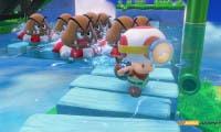 Captain Toad: Treasure Tracker se luce en nuevas imágenes desde el E3