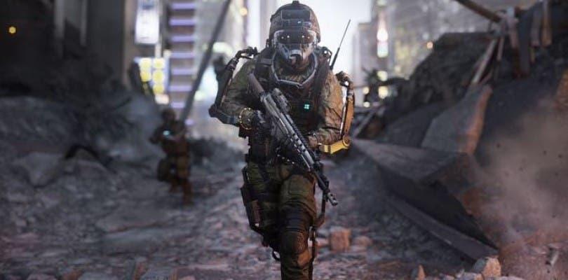 CoD Advanced Warfare – El soldado de la demostración del E3 es el que verás en el multijugador