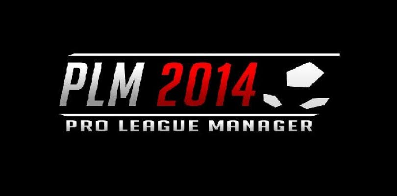 Ya disponible Pro League Manager 2014