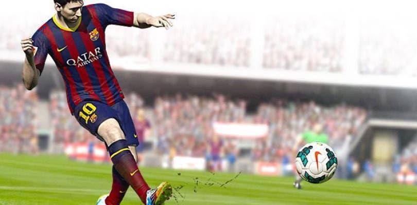Nuevo control de balón en FIFA 15