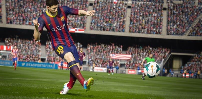 EA anuncia la fecha de lanzamiento de FIFA 15 y muestra gameplay del juego