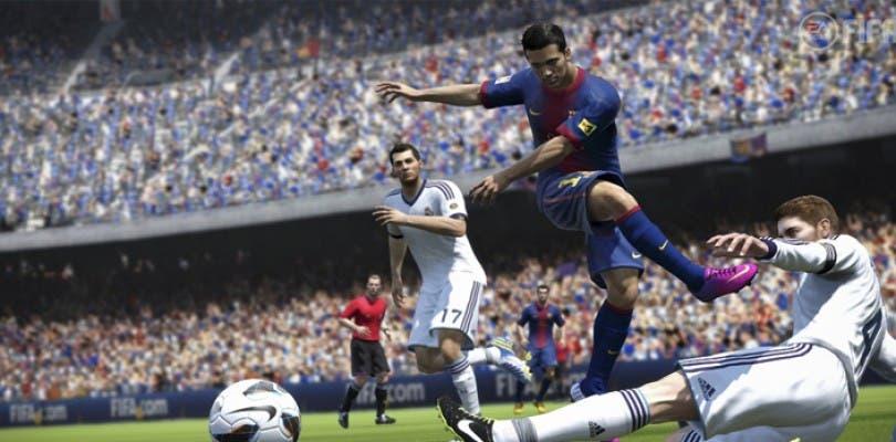 FIFA 15 llegará a todas las plataformas