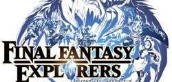 Nuevos detalles e imágenes de Final Fantasy Explorers