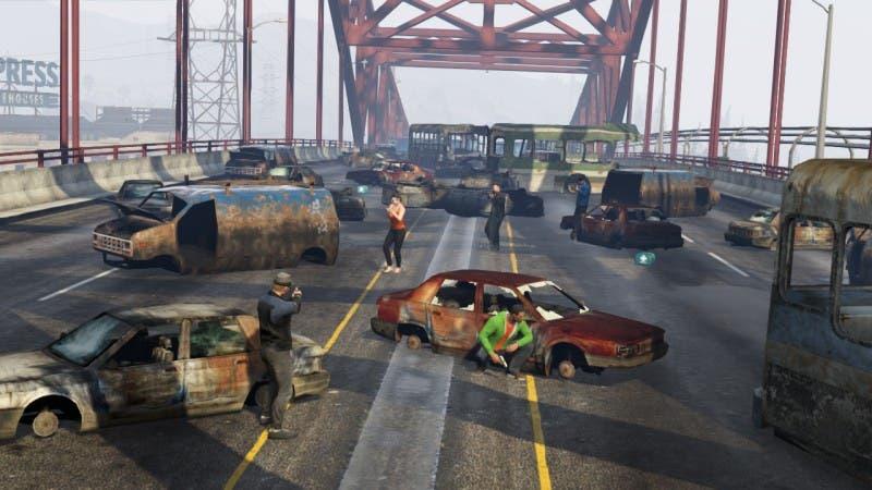 Un puente semidestruído con muchos vehículos destruidos, en un ambiente apocalíptico, protagonizará los tiroteos del mapa Cuarentena