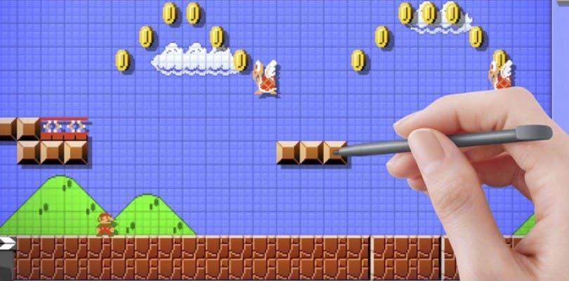 Mario Maker no tendrá las físicas clásicas