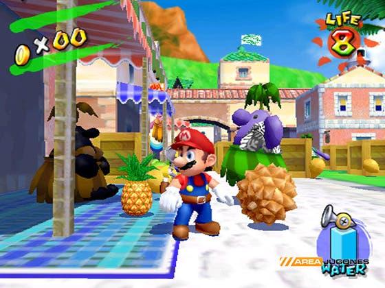 Mario Shunshine 2