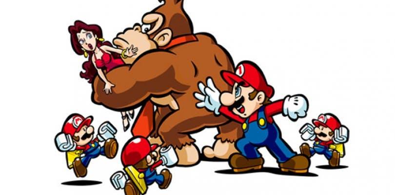 La página de Mario vs. Donkey Kong: Tipping Stars ya está abierta