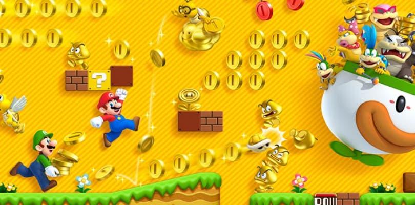 Nintendo registra el sonido de las monedas de la franquicia Super Mario