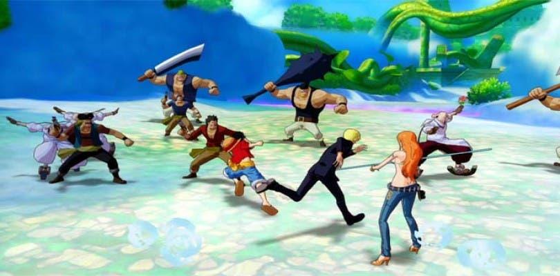 One Piece: Unlimited World Red al descubierto en un nuevo gameplay
