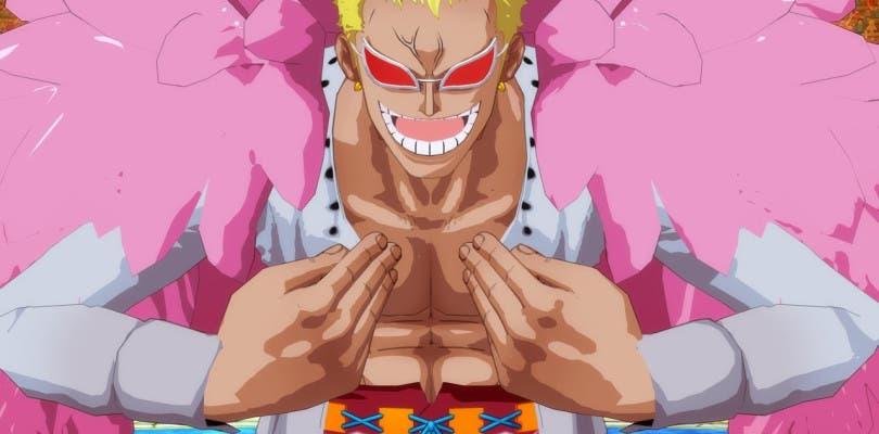 Nuevo tráiler de One Piece: Pirate Warrior 3 muestra el arco argumental de Dressrosa