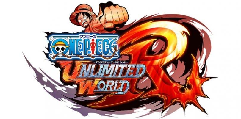 One Piece Unlimited World Red recibe nuevos contenidos