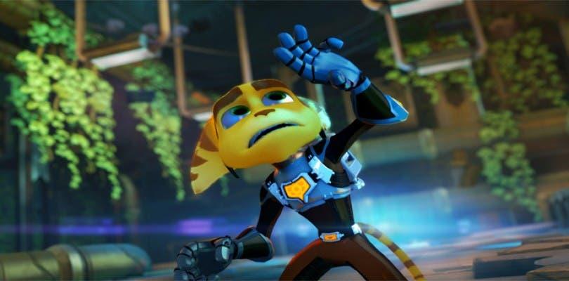 Podríamos estar ante la primera captura de Ratchet & Clank en PlayStation 4