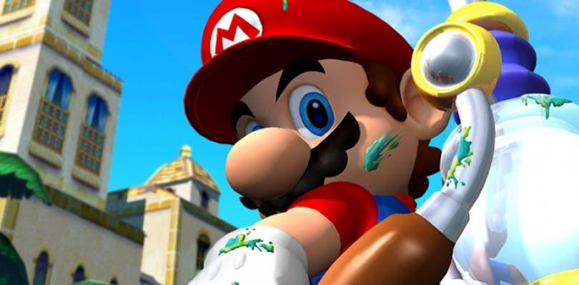 Super Mario podría haber sido protagonista en Splatoon
