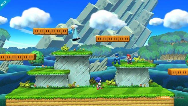 Nuevo escenario basado en New Super MarioU