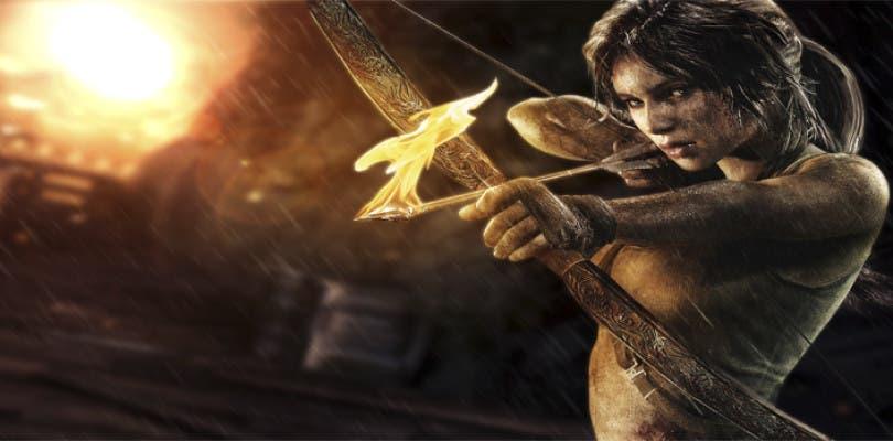 Rise of the Tomb Raider mostrado en la conferencia de Microsoft