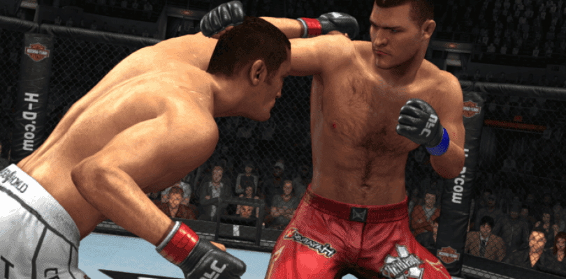 Tráiler de UFC y Gameplay con Bruce Lee