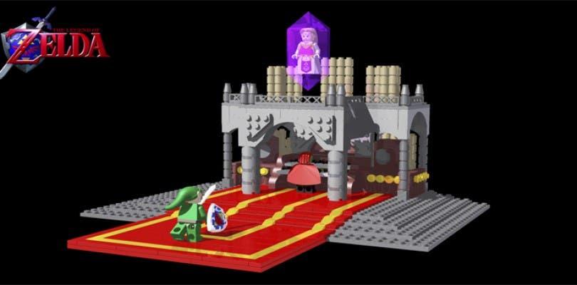 The Legend of Zelda LEGO no será una realidad