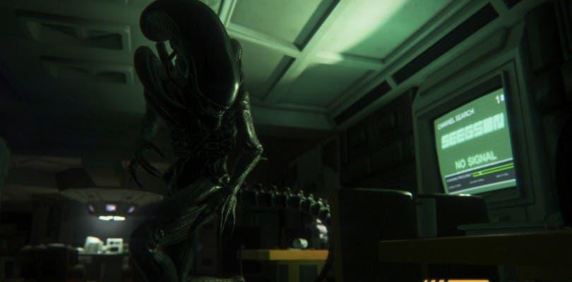 """Nuevo vídeo-gameplay de Alien: Insolation llamado """"Resplandor de bengala"""""""