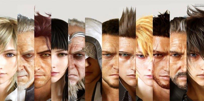 Final Fantasy Type-0 HD incluirá una demo de Final Fantasy XV