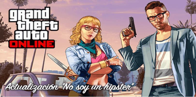 """Evento especial """"No soy un Hipster"""" en GTA V"""
