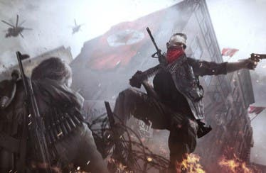 Homefront: The Revolution al descubierto en un nuevo gameplay