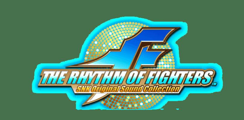 SNK anuncia  The Rhythm of Fighters, su recopilatorio musical para iOS y Android