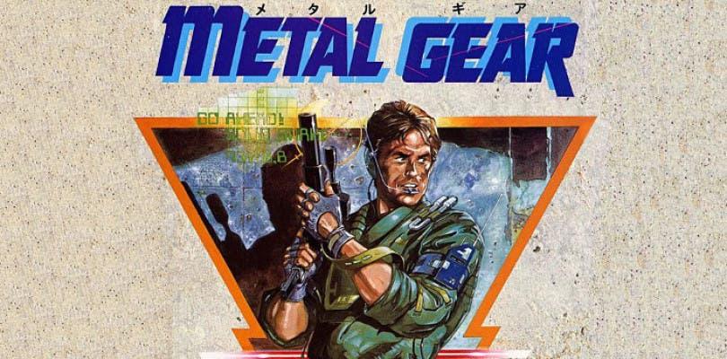 Luz verde para el remake gratuito del primer Metal Gear