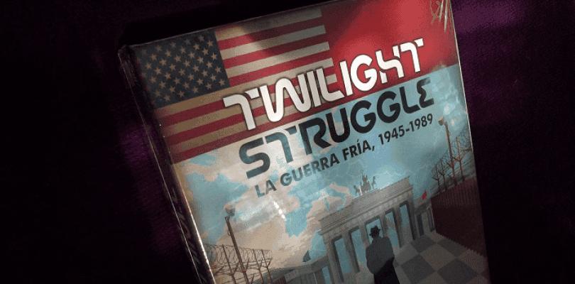 Twilight Struggle consigue su objetivo en Kickstarter y saldrá en Xbox One