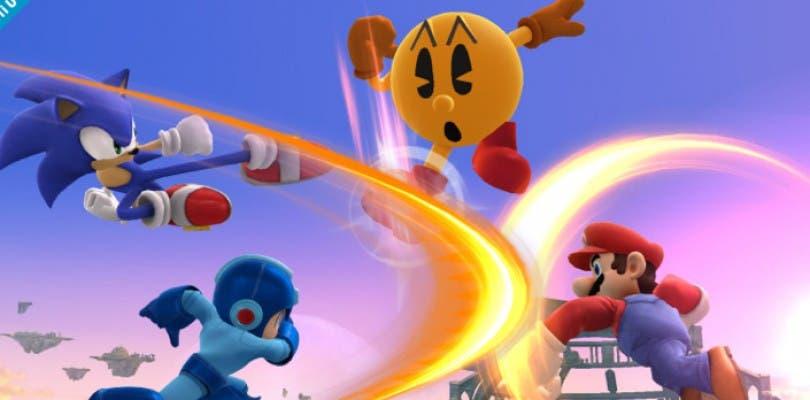Pac-Man tambien aparecerá en Super Smash Bros