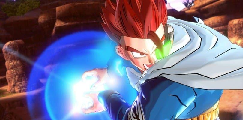 Nuevos datos sobre el misterioso personaje de Dragon Ball Xenoverse