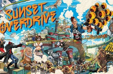 Se revela el trailer de lanzamiento de Sunset Overdrive