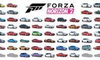 100 coches desvelados de Forza Horizon 2