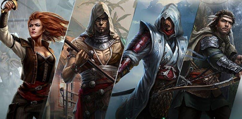 Primeros detalles del exclusivo Assassin's Creed Memories para iOS