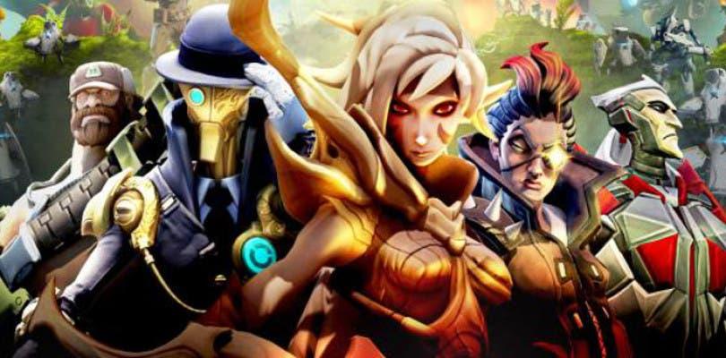 Primer tráiler con la jugabilidad de Battleborn, de los creadores de Borderlands