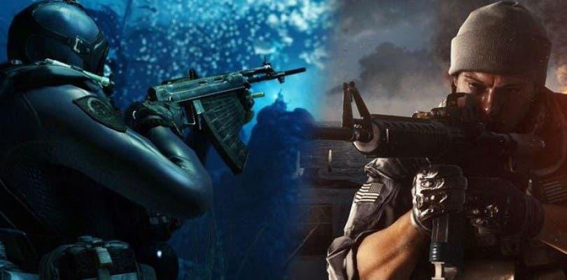 El ciclo de desarrollo de Battlefield está siendo alienado en cierta medida con el Call of Duty