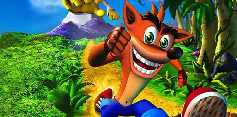 Naughty Dog podría no resucitar sagas como Crash Bandicoot