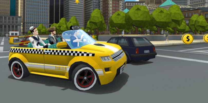 Crazy Taxi City Rush, ya disponible para iOS
