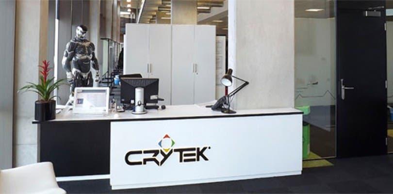 Fuga de talentos en Crytek