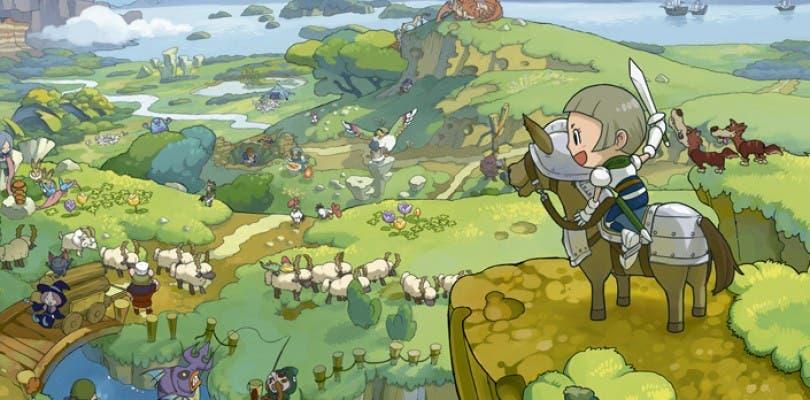 Un nuevo tráiler de Fantasy Life muestra más detalles jugables