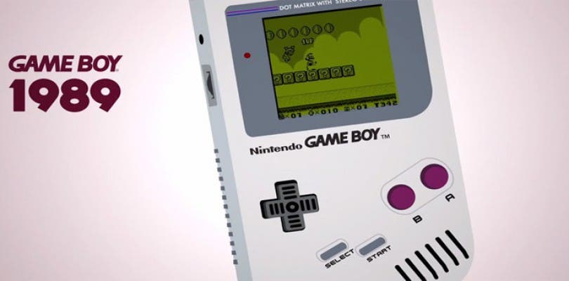 La Game Boy original cumple 25 años desde su lanzamiento en América del Norte