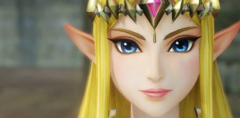 Descubre como Zelda usa la batuta de los vientos en Hyrule Warriors