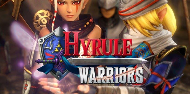 Nuevo tráiler Hyrule Warriors: Sheik y Lira de los dioses