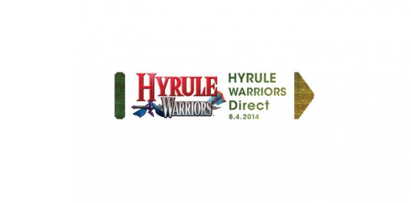Descubre las novedades del Hyrule Warriors Direct